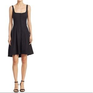 Theory Modern Square Neck Dress